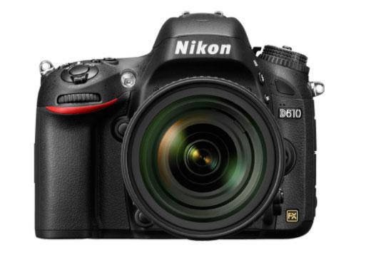 Nikon Camera D610