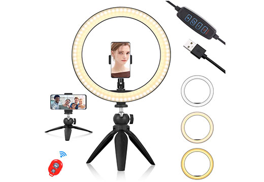 Ring Light For Product Photography