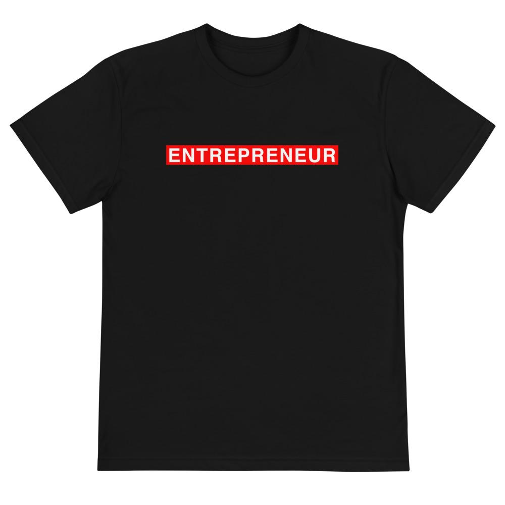 Entrepreneur Sustainable T-Shirt